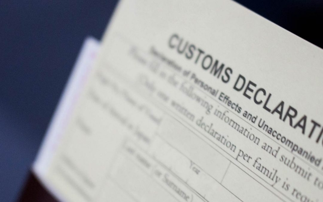Customs Compile Fee Increases